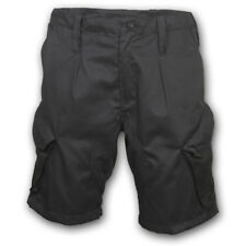 BRITISH ARMY STYLE PCS ACU BLACK SHORTS COMBAT ISSUE CAMO AIRSOFT