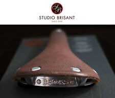 NEW Cambium C15 Brooks Sattel Saddle - Farbe: Natural + Rust + Black