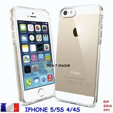 COQUE housse GEL SILICONE ULTRA FINE☆ IPHONE 5 5S, IPHONE 4 & 4S