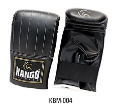 KANGO MITTS BOXING LEATHER GLOVES UFC MUAY THAI  MMA PUNCH BAG KICK BOXING MMA