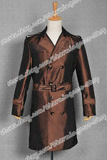 Watchman Cosplay Costume Rorschach Trench Coat High quality And Comfortable Cool