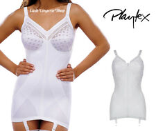 Playtex Fits Beautifully Open Corselette 2862 New Sizes 36B 40D