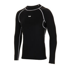 D2D Men's Cycling Winter Base Layer - Long Sleeve Thermal Base Layer