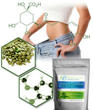 GREEN COFFEE EXTRACT 6000mg SUPER STRENGTH DIET PILLS WEIGHT LOSS FAT BURNER
