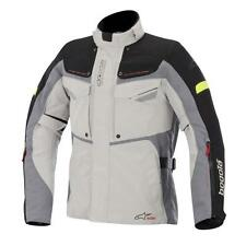 Alpinestars Bogota Drystar Waterproof Adventure Touring Motorcycle Jacket Grey