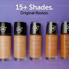 REVLON COLORSTAY 24HRS FOUNDATION COMB/OILY or NORMAL/DRY SKIN FRESH-Chose Shade