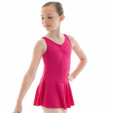 Girl's Roch Valley Nylon Lycra ISTD Skirted Leotard (ISTDJ)