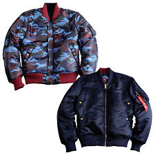 Alpha Industries MA-1 VF Rev II Reversible Chaqueta