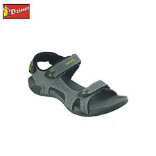 D'Ziner Sporty Men Floater Sandals In Greygreen Color Sku Id - Clt1510