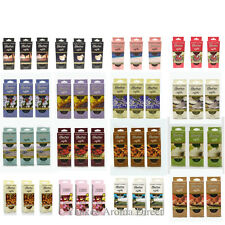 Yankee Candle 3x Electric Plug-In Refill Twin Pack  Various Scents  - Free P&P