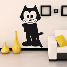 Vinilo decorativo Gato Felix Pegatinas pared