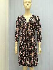 N&Willow Coffee Dress - Vision Berries - Sizes S / L / XL - rrp: £39.99