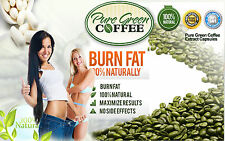 Green Coffee Bean Powder/Capsules weight loss shake, diet pills natural slimming