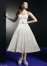 New Bride Bridesmaid Wedding Gown Prom Ball Evening Dress Size6-8-10-12-14-16 18