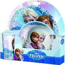 DISNEY FROZEN Anna & Elsa Melamine Meal Time Items, Cups, Plates, Bowls & Cups