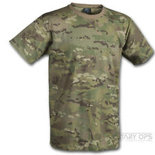 HELIKON CLASSIC ARMY T SHIRT CAMOGROM MTP MULTICAM BRITISH US ARMY