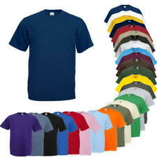 Fruit of the Loom Valueweight T Herren T-Shirt  Gr. S - 5XL