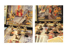 Catacombs of Terror & Lair of the Orc Lord original spare parts Warhammer Quest