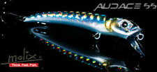 New  Esca Artificiale Molix Audace 55 Sinking Pesca Spinning Rock Trota  CSP