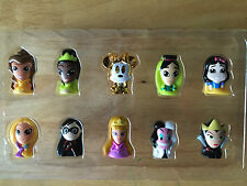 Disney Wikkeez Minnie Princess Rapunzel Belle Aurora Choose Your Own Figure New