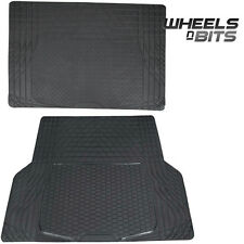 Universal Boot Mat Liner For Car Boot Trunk Rubber Heavy Duty NORMAL OR XL SIZES