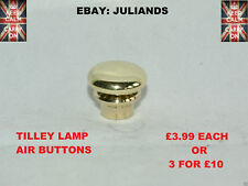 TILLEY LAMP AIR BUTTONS PARTS PARAFFIN LAMP KEROSENE LAMP CAMPING LAMP SPARES