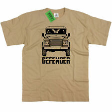 Landrover Defender 90 110 Off Road Land Rover Mens T Shirt