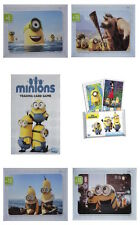 Topps Minions Trading Cards. Individual Boost Cards 157-168