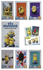Topps Minions Trading Cards. Individual Regular Base Cards 49-108