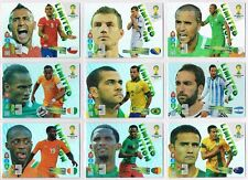 LIMITED EDITION CARDS - Panini World Cup 2014 ADRENALYN XL Football Cards
