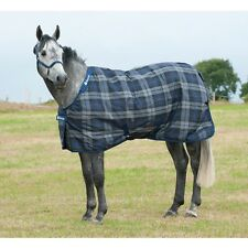 Bucas Celtic Stable light - tartan Stalldecke