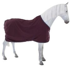 Horseware Amigo Stable  Sheet 0g- Fig/Navy&Lilac/ Stalldecke