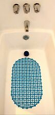 Shower Bath Floor Tub Safety Non Slip With Suction Cups Mat Carpet Bubble Asstd.