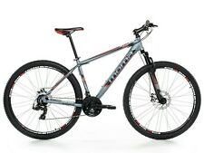 "VTT 29"" Mountainbike ALUMINIUM SHIMANO 24V, 2xDISQUE, SUSPENSION"