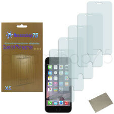 5 PROTECTIVE FILMS PROTECTION FOR IPHONE A CHOICE SCREEN PROTECTOR