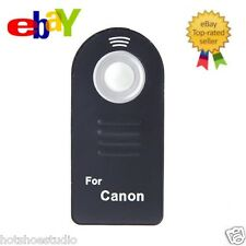 Wireless IR Infrared Remote Control for Canon DSLR Camera RC-6 60D 550D 600D