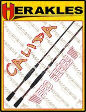 Canna Herakles Calida Pro series casting sea-guides colmic monopezzo black bass