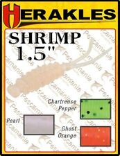 "Artificiale spinning softbait Colmic Herakles Shrimp 4cm 1.5"" rock fishing trota"