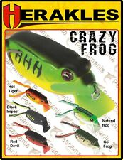 Artificiale spinning soft bait Colmic Herakles Crazy Frog 13,5gr 6,5cm topwater