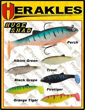 Artificiale spinning Colmic Herakles Monster bait Huge Shad 15cm 58gr. luccio