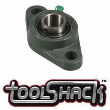 Metric UCFL/SFT 2 Bolt Oval Flange Self Lube Bearing Assembly
