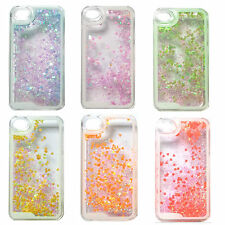 Liquid Glitter Hearts Moving Case Cover iPhone 4 4s 5 5s 5c 6 Samsung S4 S5 S6