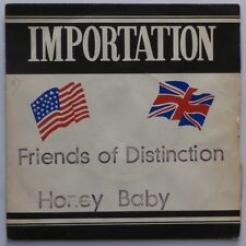 FRIENDS OF DISTINCTION - Honey Baby - SP - RCA
