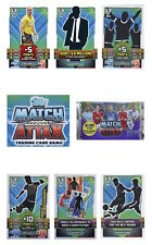 Match Attax 2015/16 Trading Cards. Individual Tactic Cards T1-T6