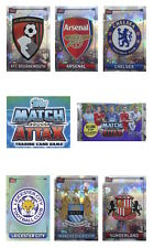 Match Attax 2015/16 Trading Cards. Individual Club Badge Cards