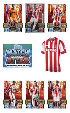 Match Attax 2015/16 Trading Cards. Individual Base Cards Stoke City 236-252