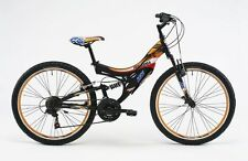Bici DAYTONA 26 dual suspension 21V. REGINA