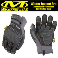 Mechanix Winter Impact Pro 3MThinsulate Insulation Waterproof Cold Weather Glove