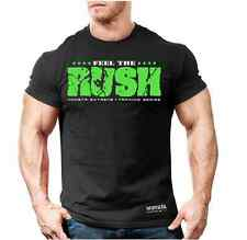 Monsta Clothing Bodybuilding Hulk Out Ultra Soft Neon Graphic Mens T Shirt NEW