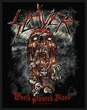 Slayer Patch - World Painted Blood